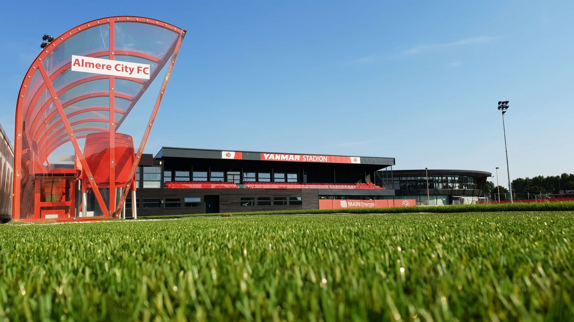 Jong Almere City FC degradeert uit Tweede Divisie