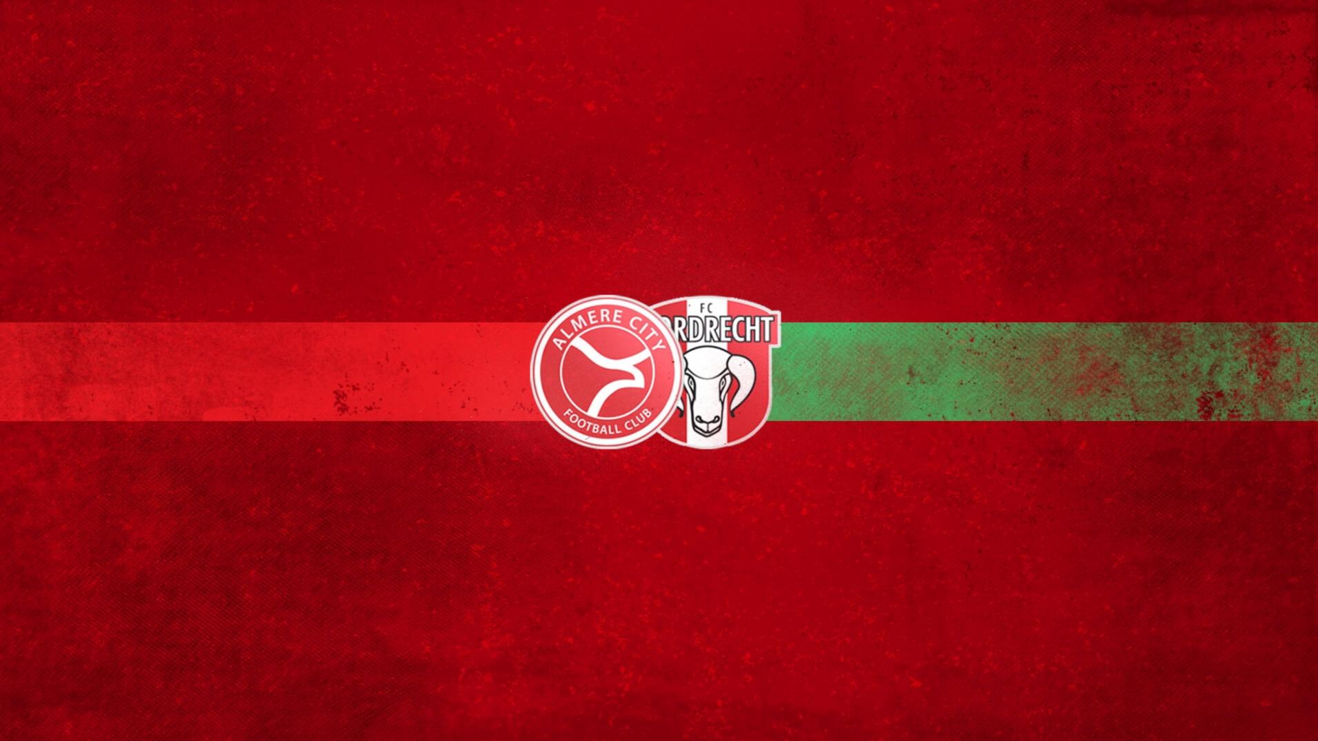 Voorbeschouwing: Almere City FC wil winnen van FC Dordrecht