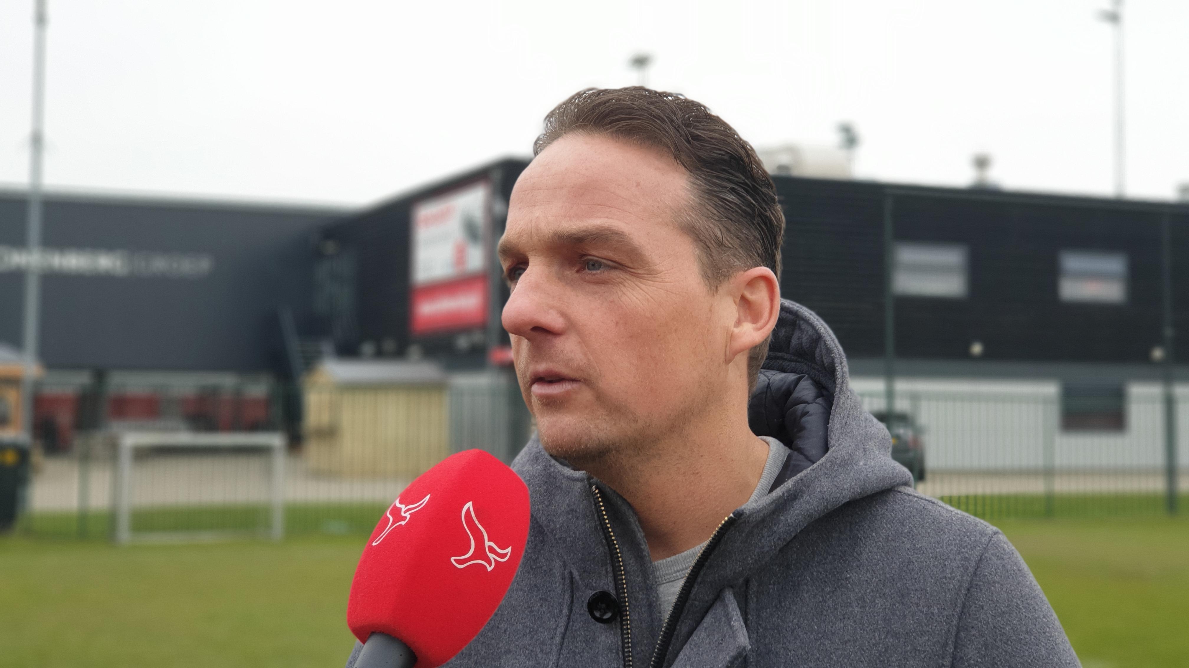 René Koster vertrekt, Jason Oost nieuwe hoofd jeugdopleiding