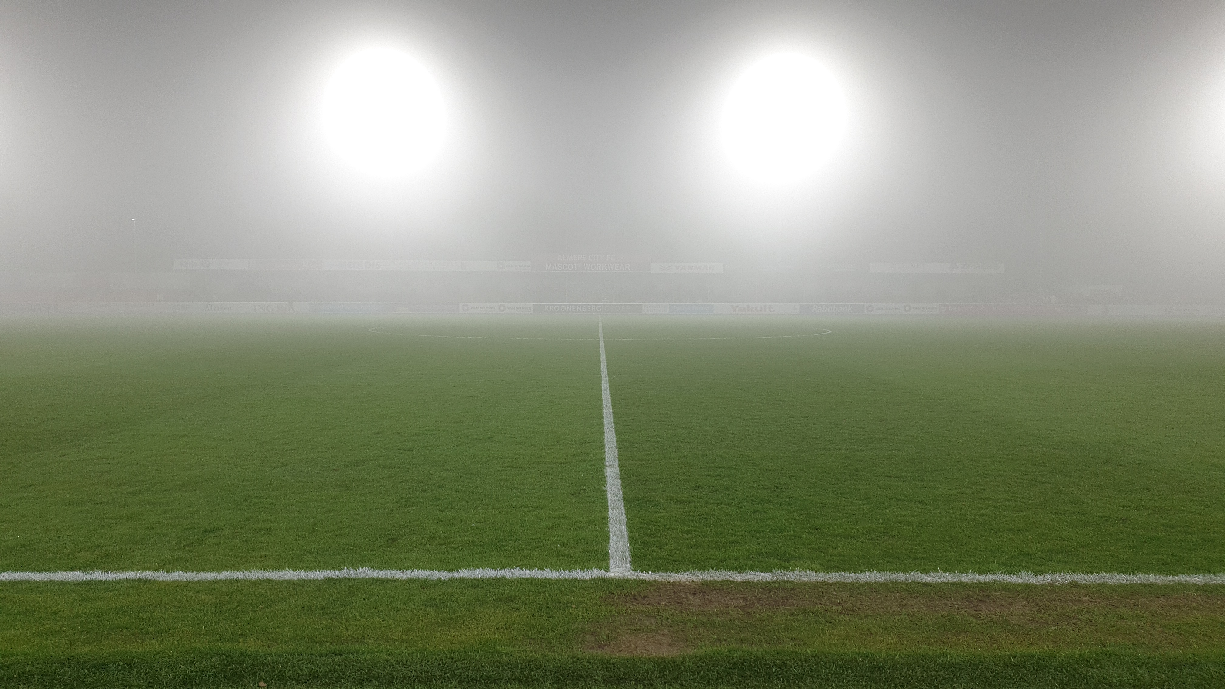 Almere City FC wacht lastige klus in laatste uitwedstrijd van 2019