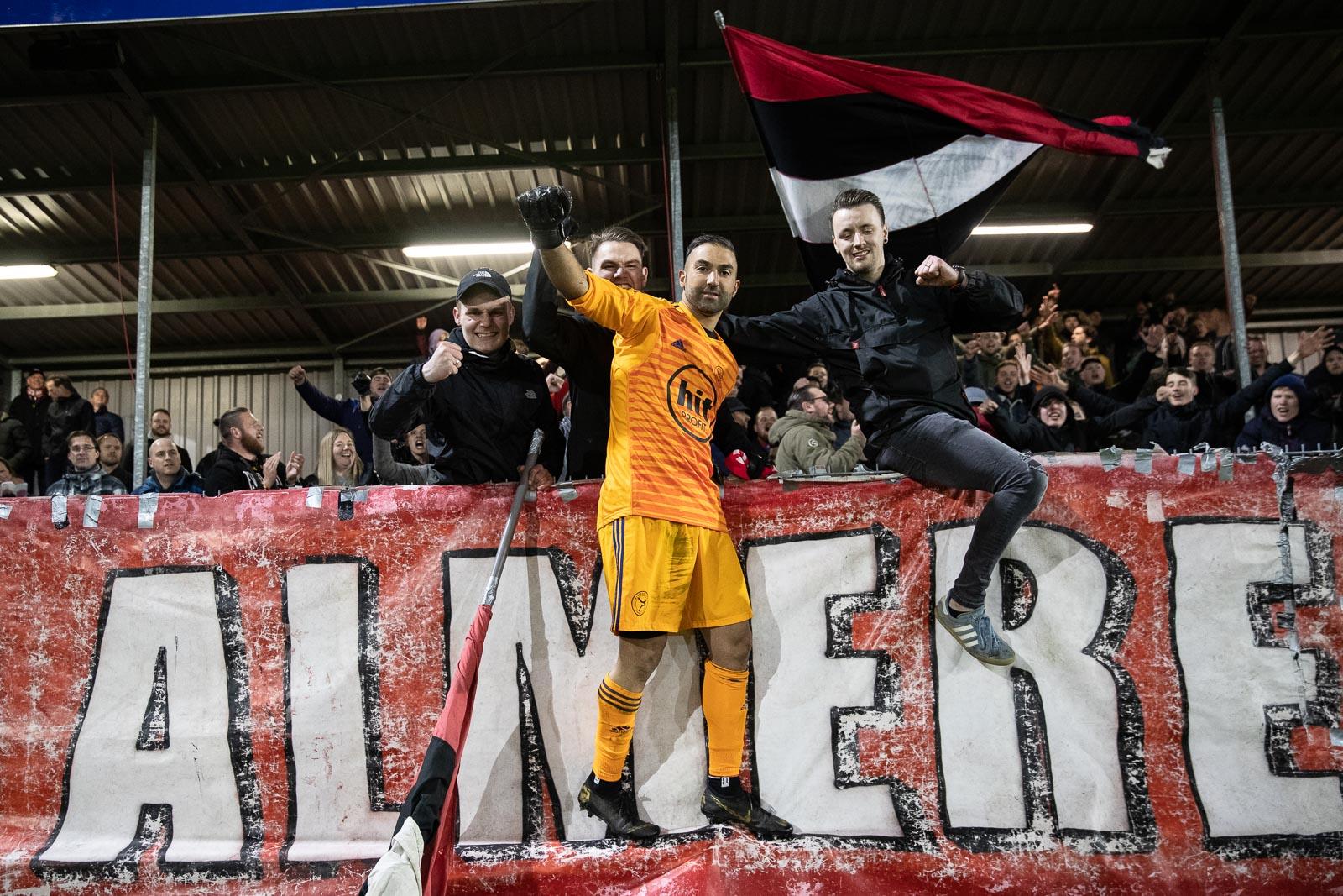 City pakt 5e overwinning op rij en stuurt FC Den Bosch met 3-1 naar huis