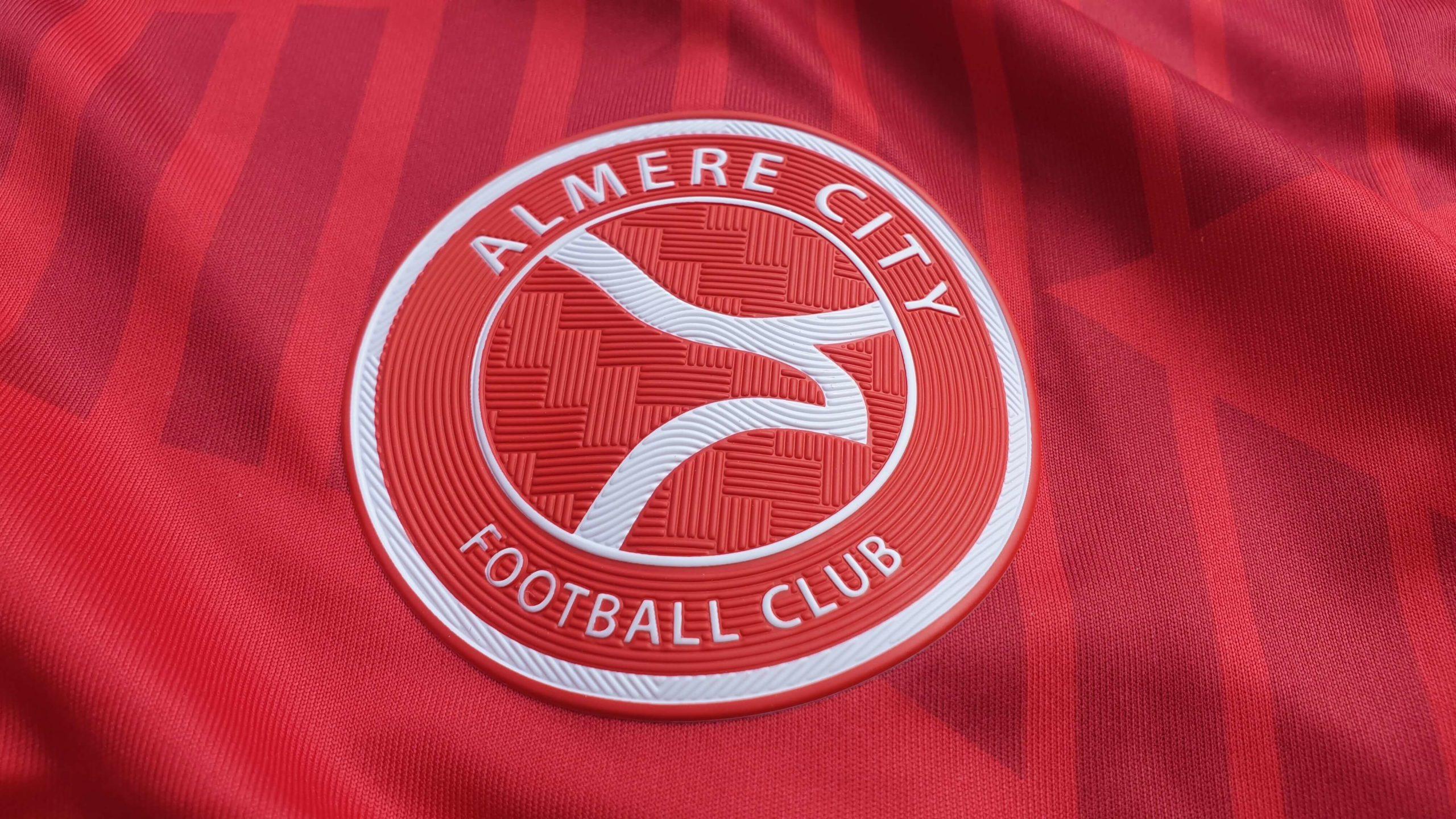 Craft sportswear nieuwe kledingsponsor Almere City FC