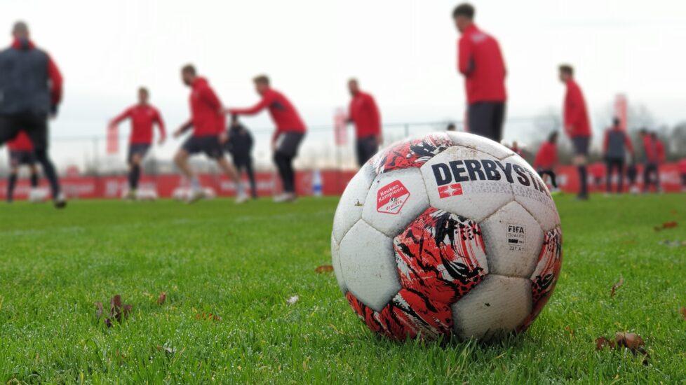 KNVB voert 3 wijzigingen door in speelschema Almere City FC