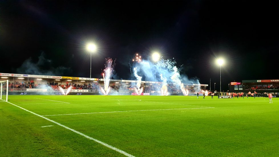 Almere City FC organiseert Friday Night Football