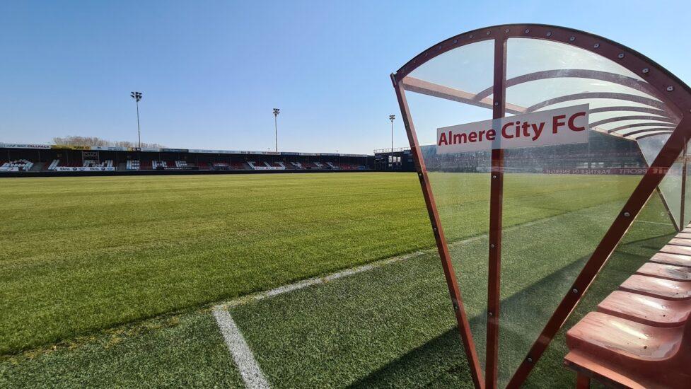 Sibon zegt nee tegen rol als assistent van Verbeek bij Almere City
