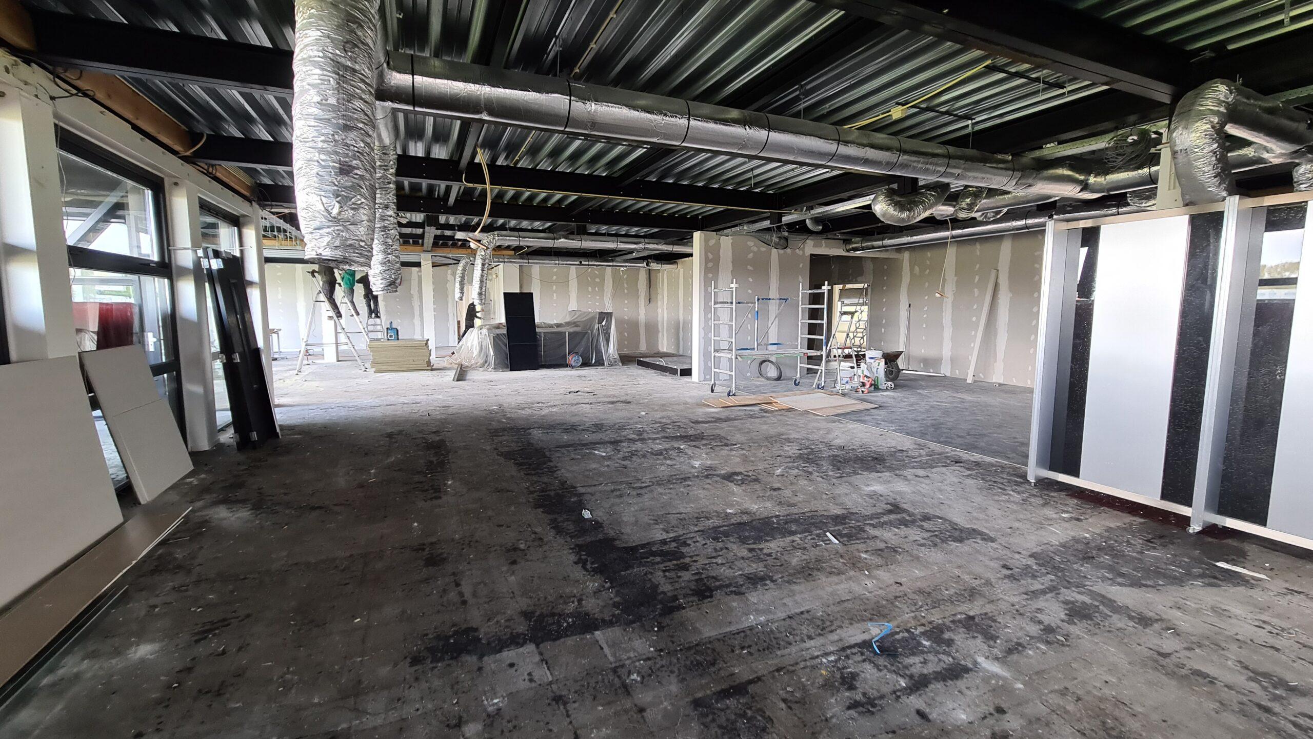 Stadion update: Hoeken stadion dicht en verbouwing businessclub