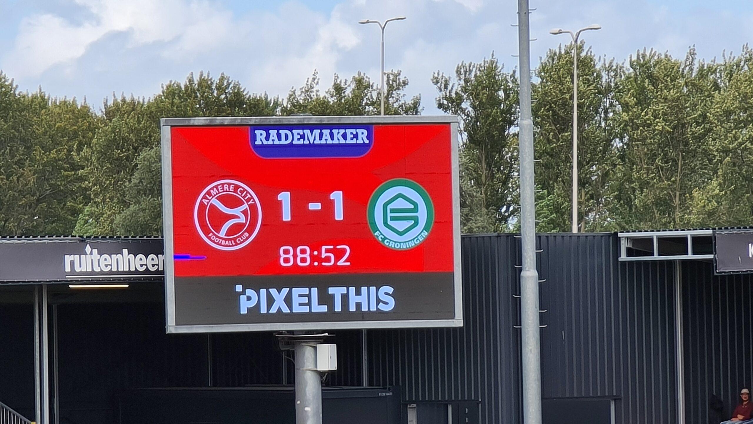 City oefent in voorbereiding tegen FC Twente en FC Groningen
