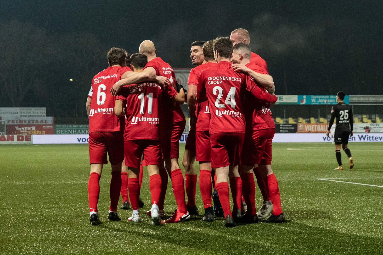 Droomstart bezorgd Almere City FC overwinning in Velsen