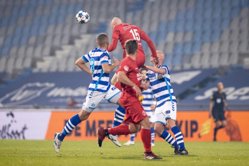 De Graafschap dompelt Almere City FC in rouw na gelijkmaker in blessuretijd