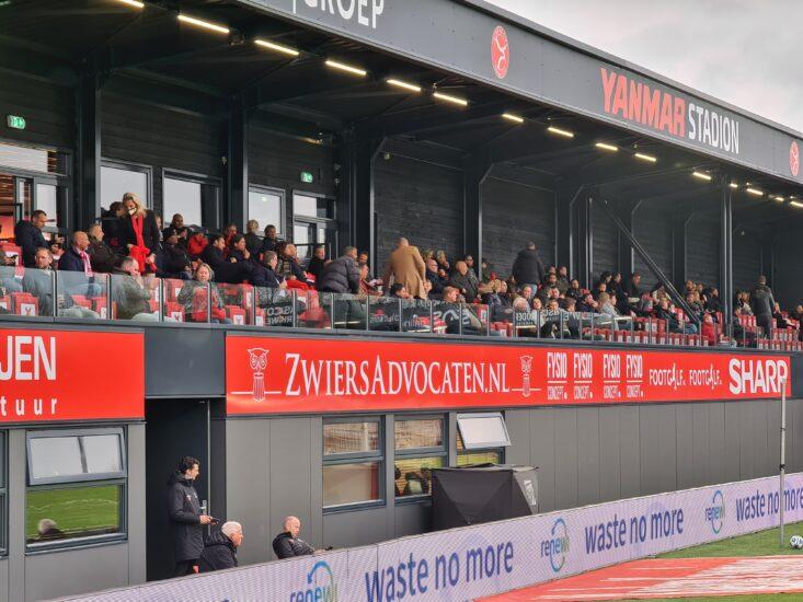 Jong Ajax met 1-0 overwinning aan de kant gezet