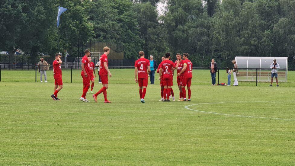 Almere City FC wint vierde oefenduel vrij eenvoudig van MVV