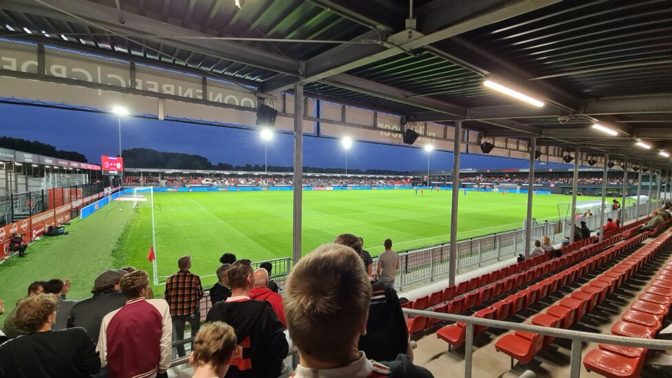 Almere City FC verliest 2-4 van Jong Ajax