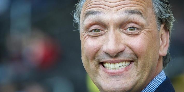 Maaskant verlaat City voor trainers functie bij VVV Venlo