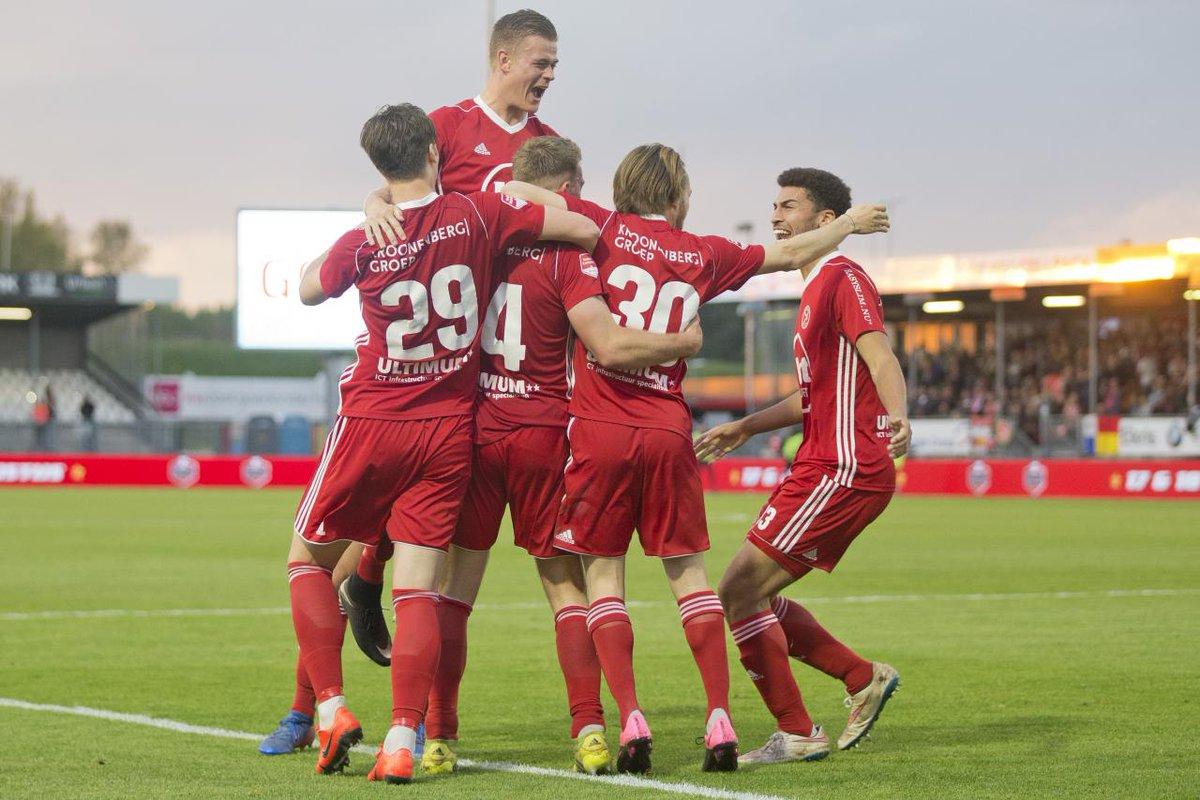 Periodekampioen(!!!) na winst op Jong PSV!