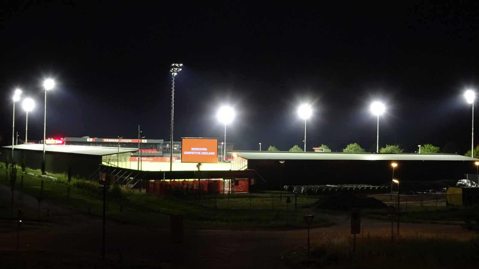 Almere City FC wacht lastige avond tegen NAC Breda