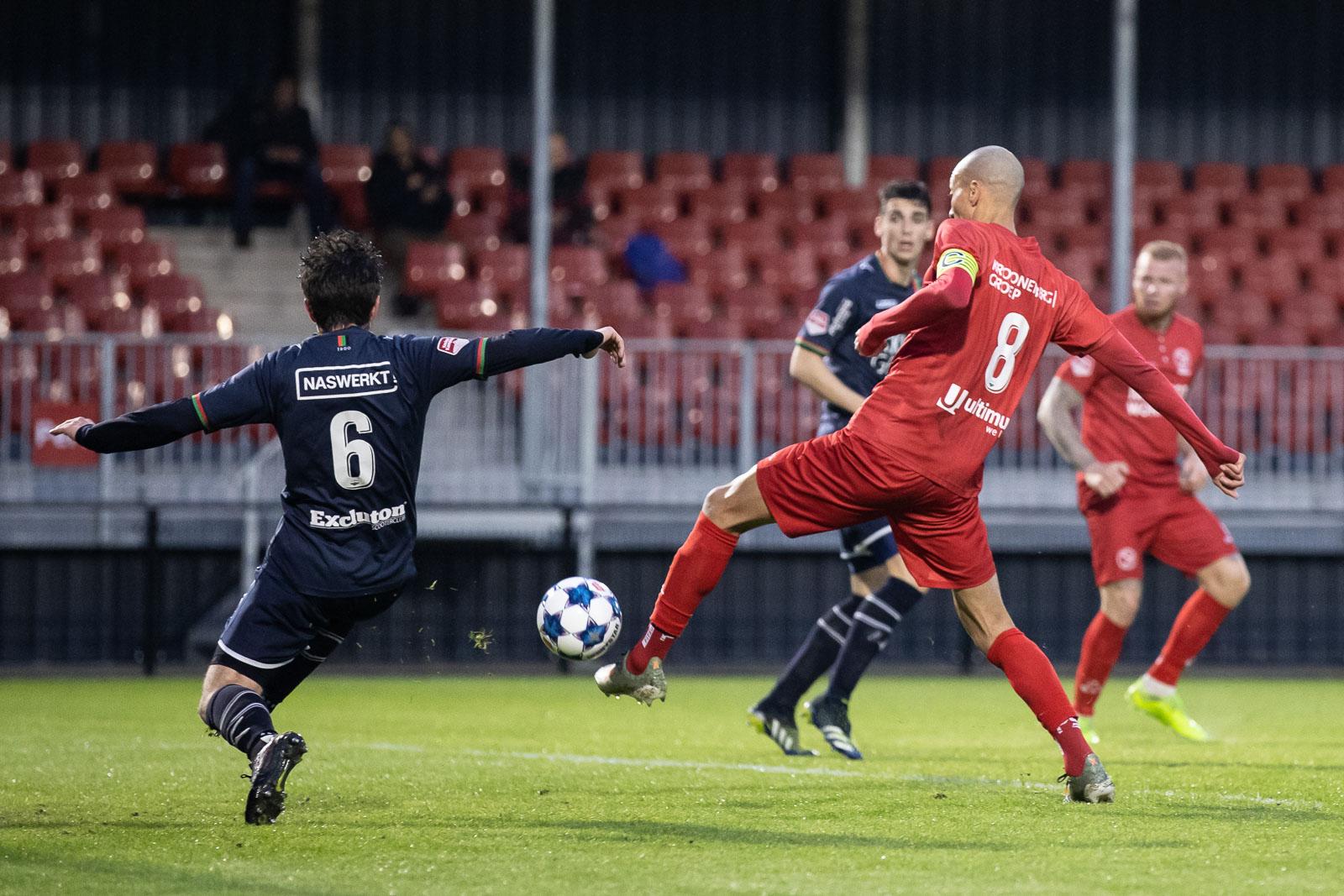 5 jarenplan eindigt niet in de Eredivisie na uitschakeling in playoffs