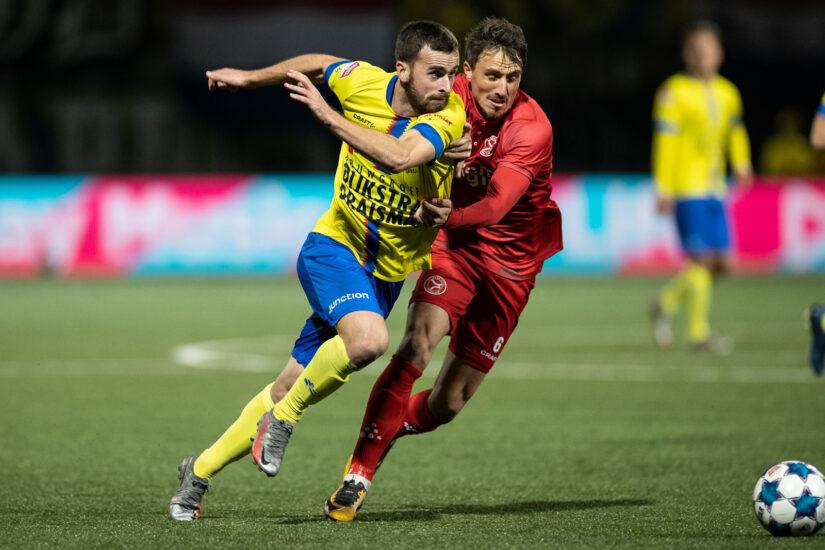Eerste nederlaag voor Almere City FC, meteen grote afstraffing