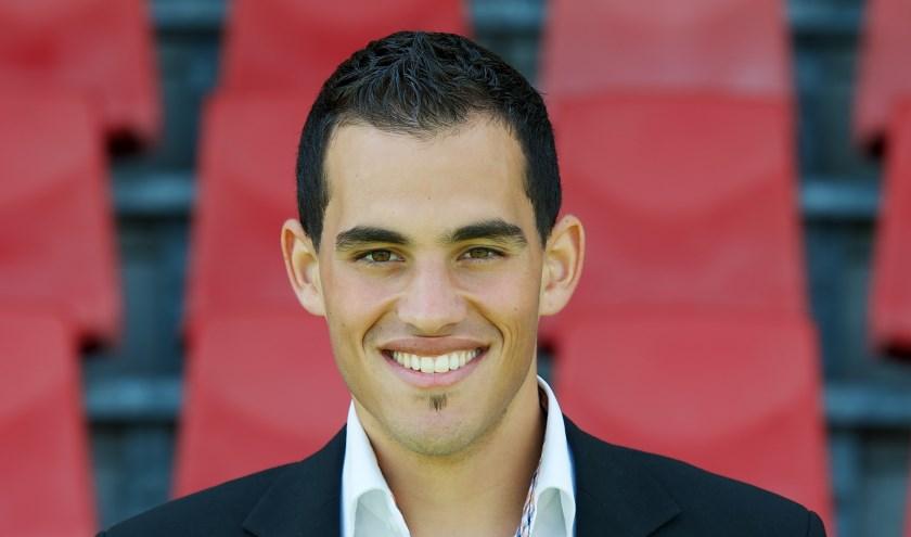 Florian Wolf de nieuwe trainer Jong Almere City
