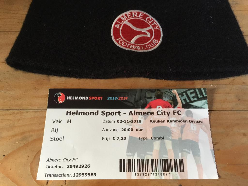 Away Day: Helmond Sport