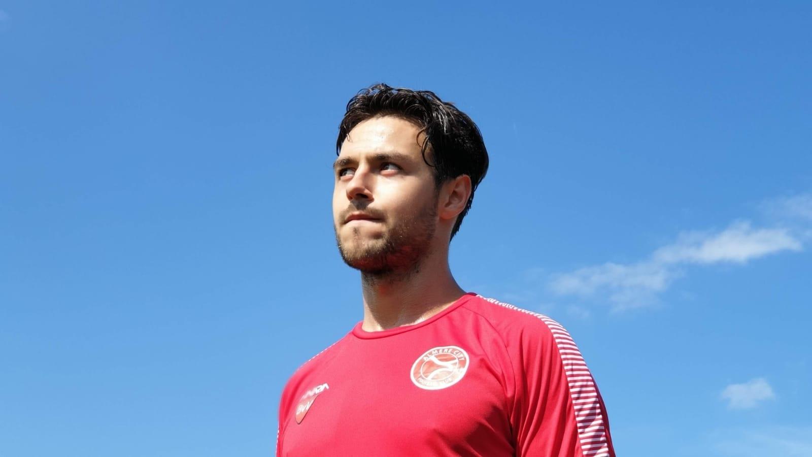 Van Vlerken ook komende 2 seizoenen te bewonderen in het Yanmar Stadion