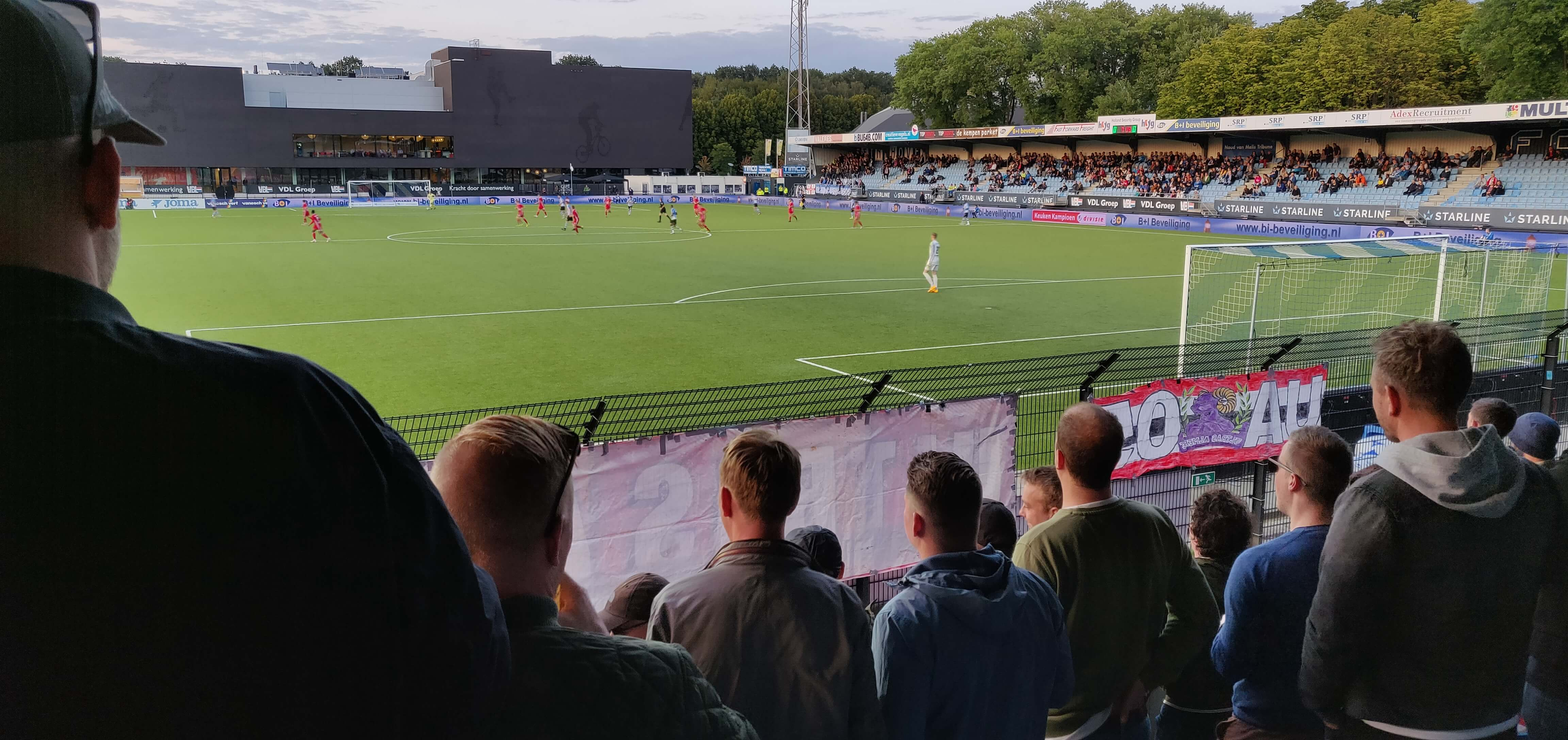 Away Day: FC Eindhoven
