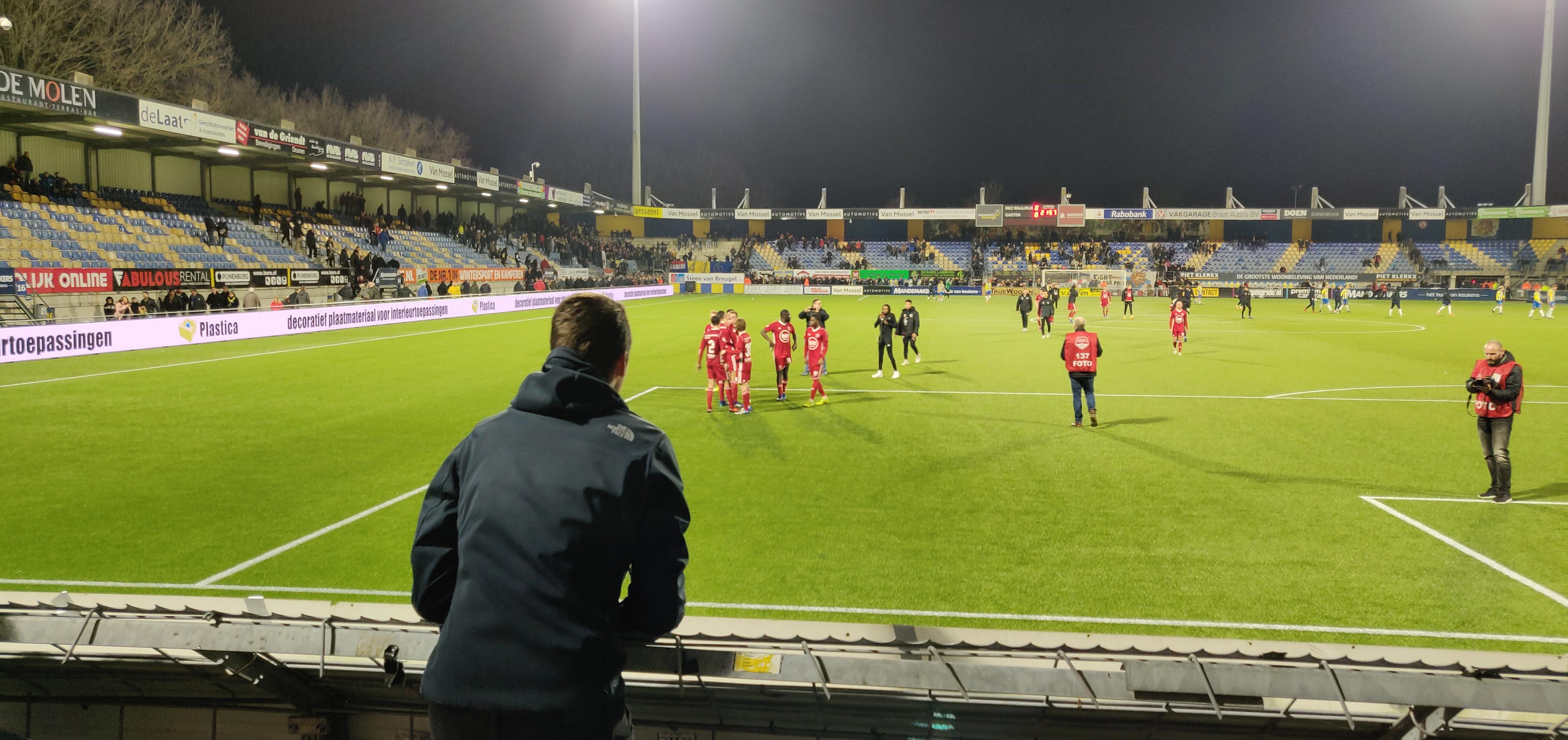Away Day: RKC Waalwijk