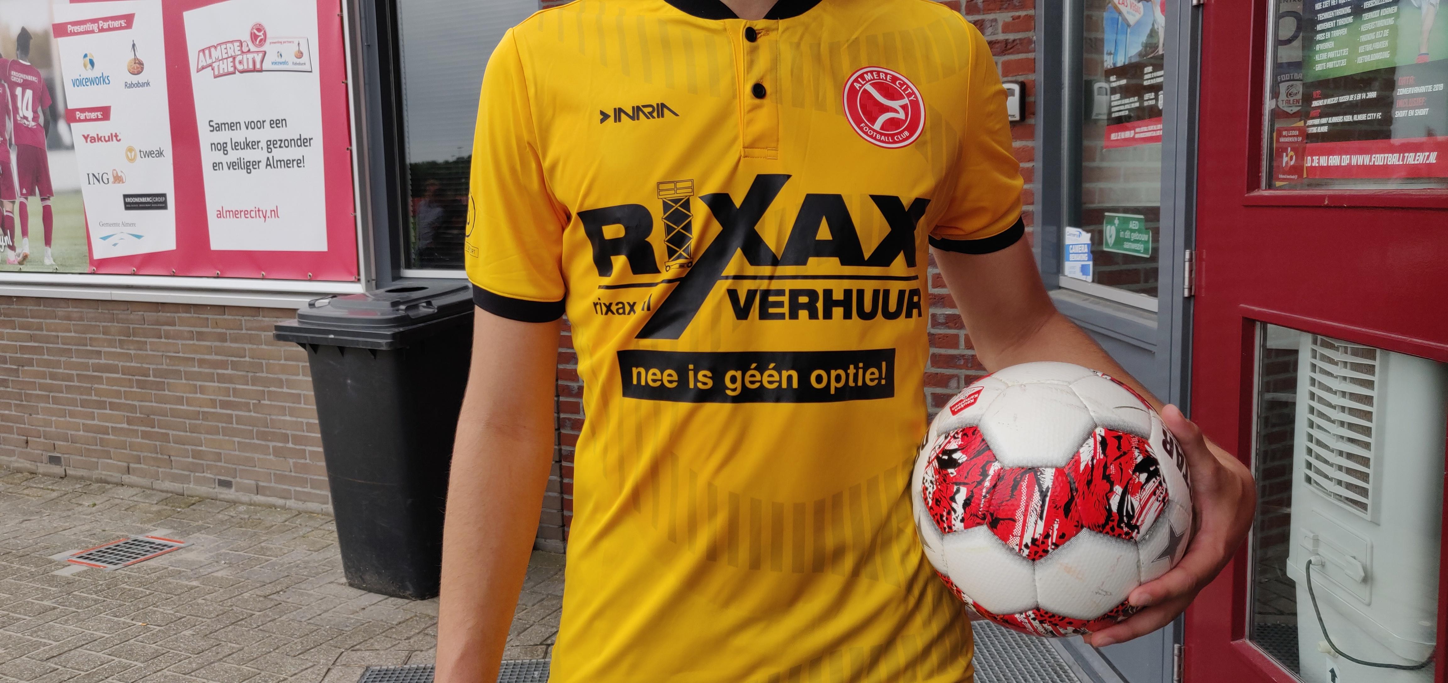 Almere City FC begint KNVB Beker toernooi tegen Go Ahead Eagles
