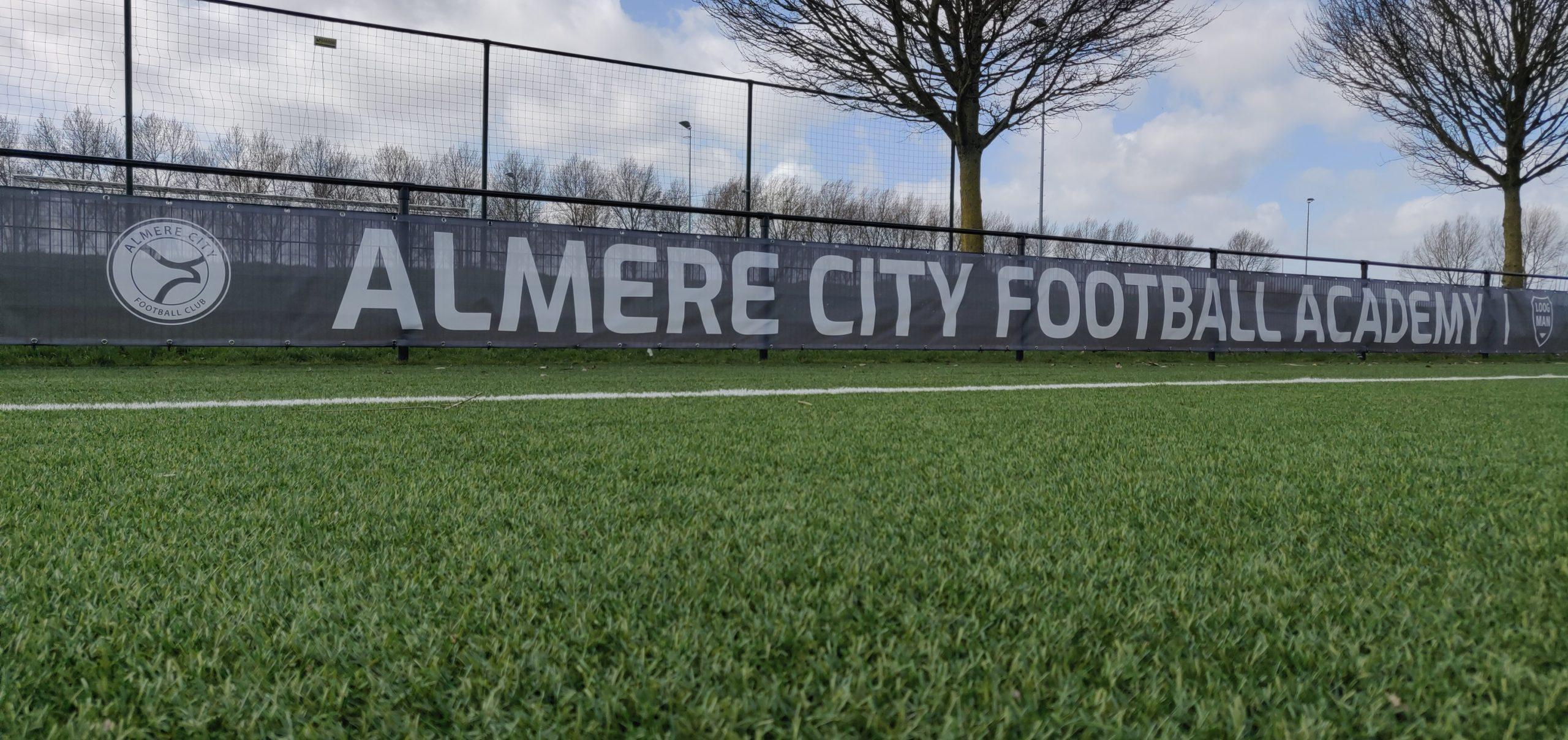 Jurgen Seegers nieuw hoofd jeugopleidingen van Almere City FC