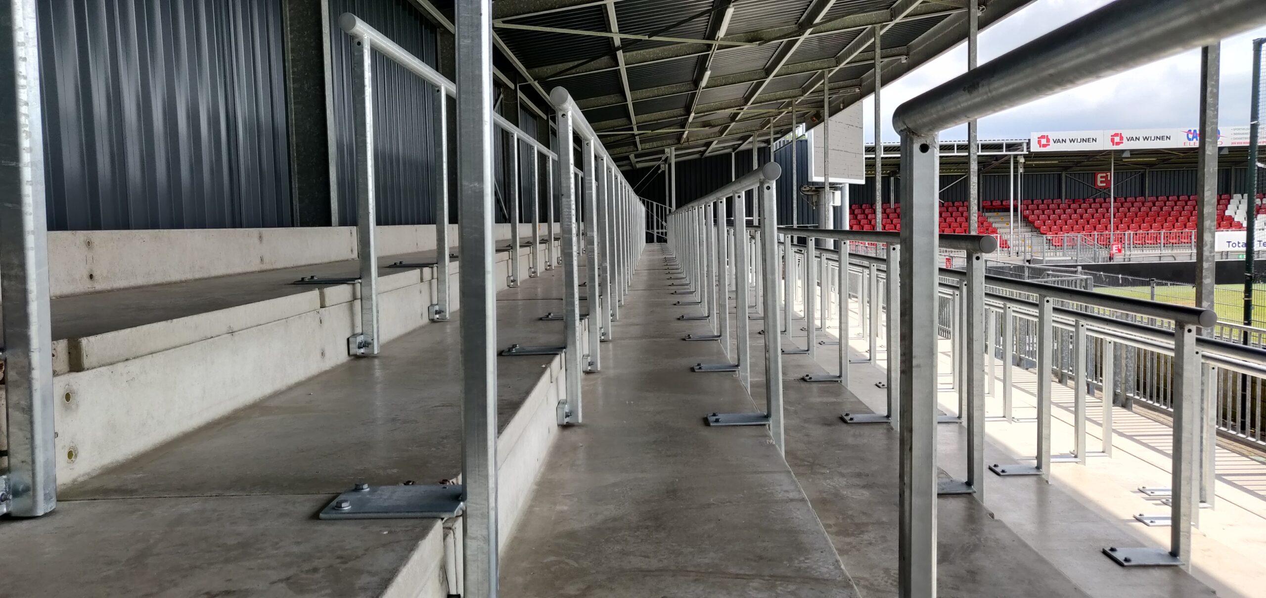 KNVB wil proef met fans in het Yanmar Stadion