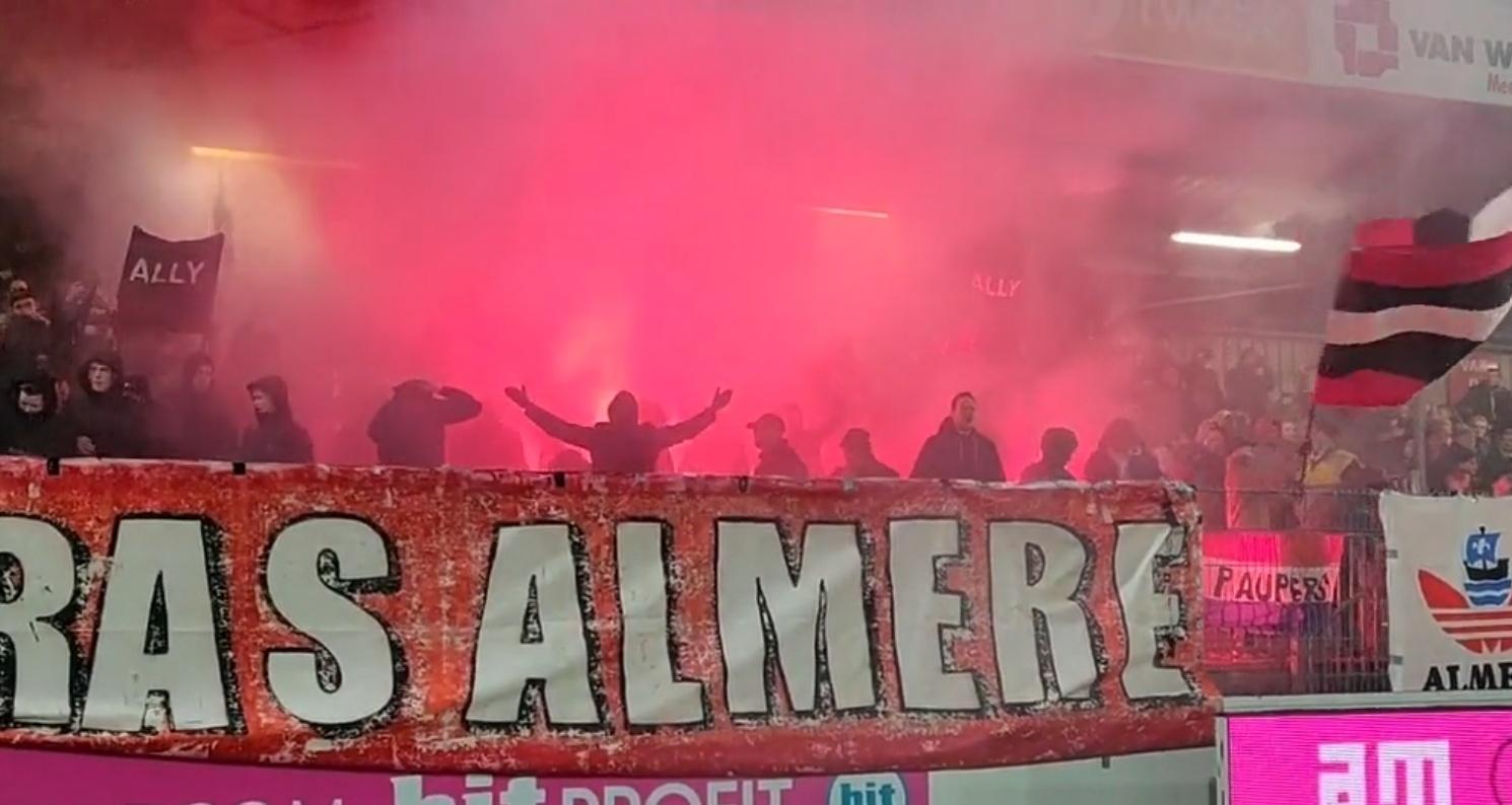 Aftermovie Corteo + opkomst Almere – Twente