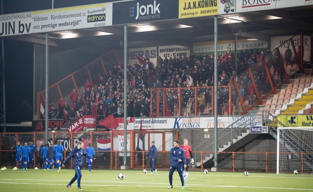 Ticketverkoop Volendam uit: Ga mee met de boot!