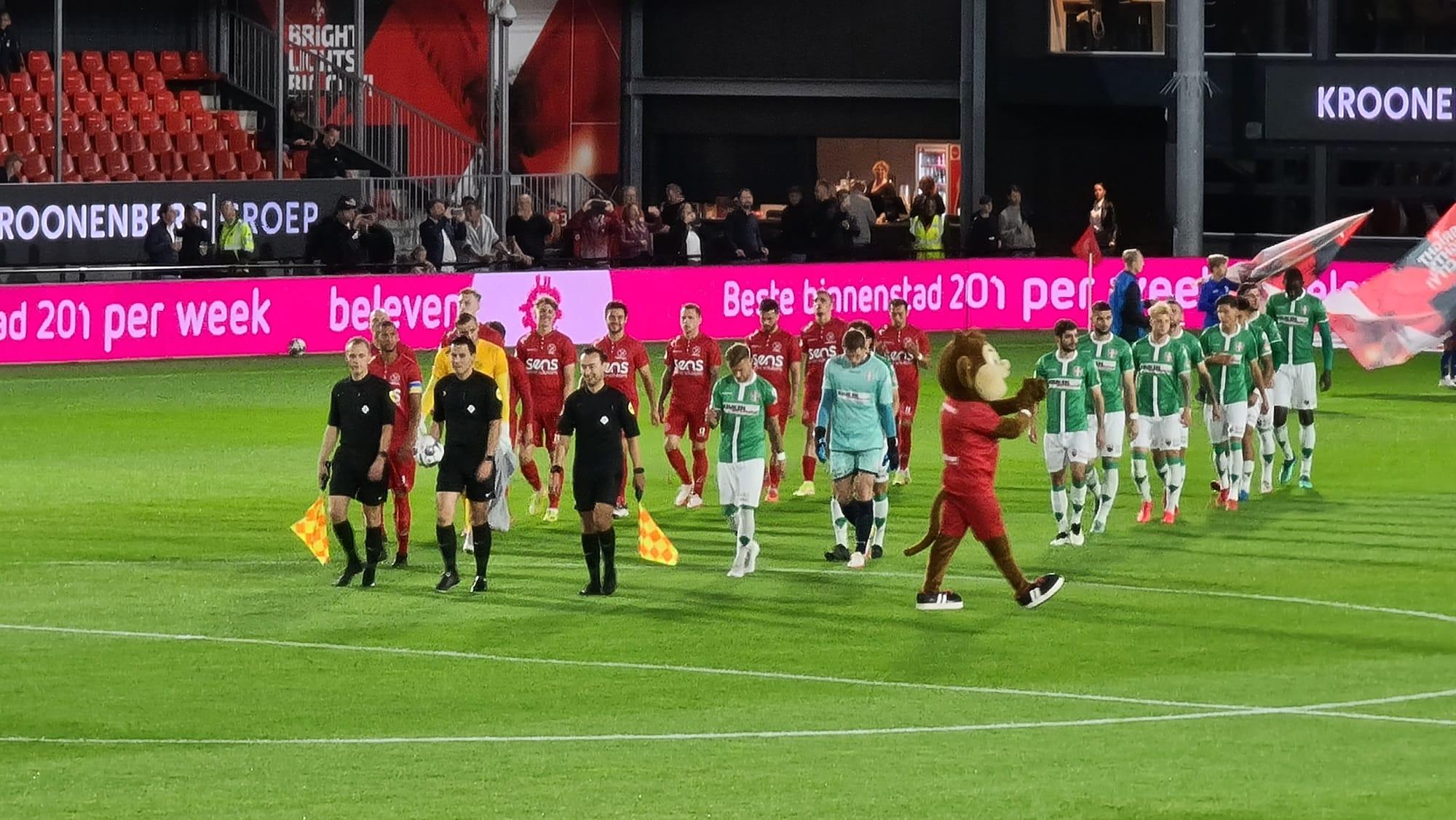 City krijgt hekkensluiter Dordrecht niet op de knieën