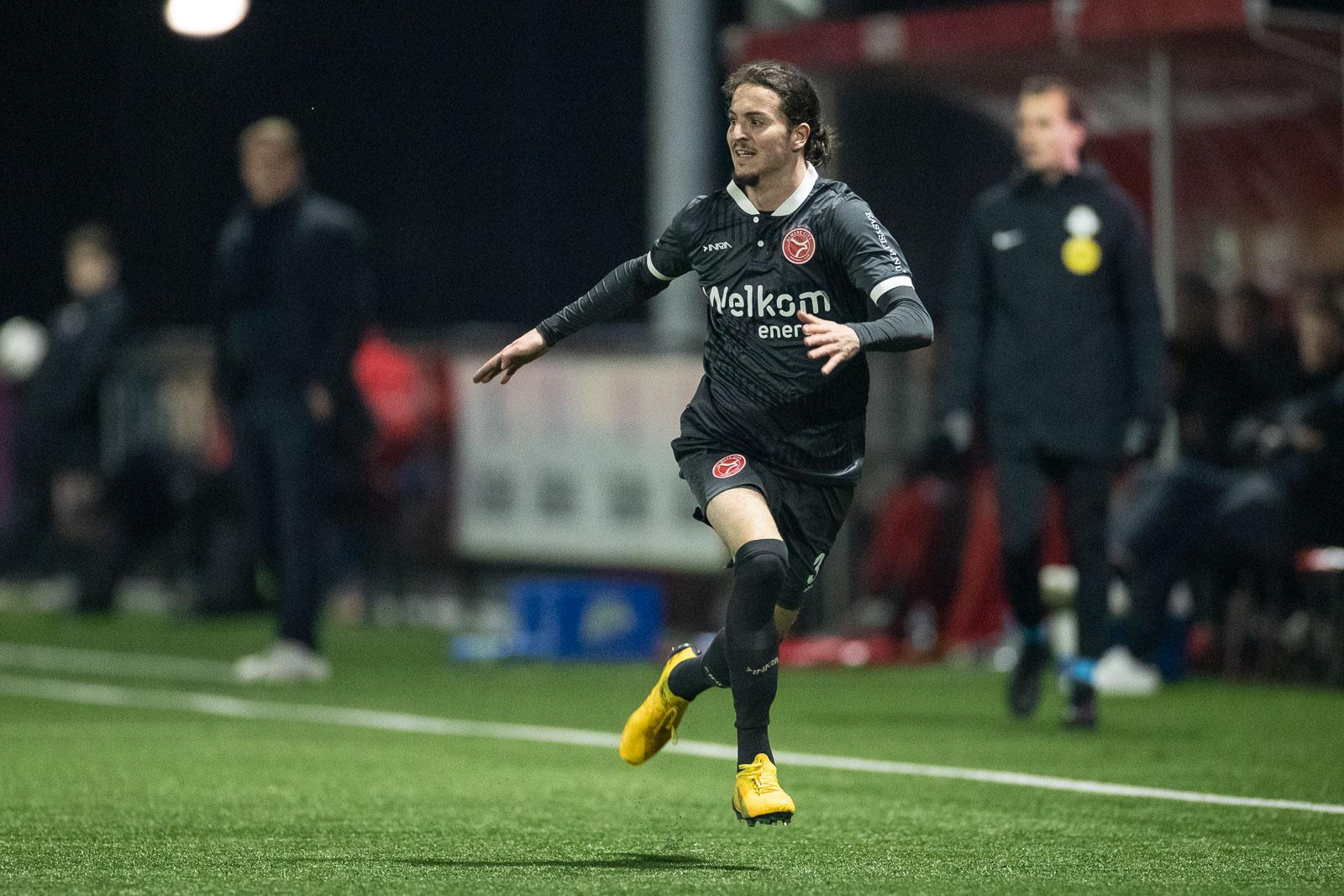 Absalem geschorst tegen FC Den Bosch