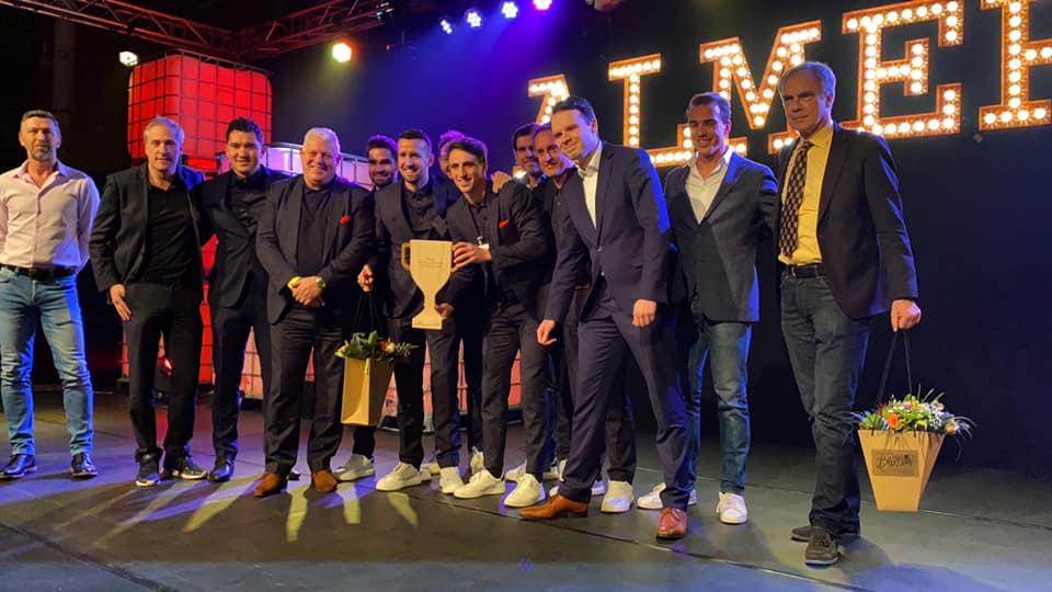 Almere City FC almeers sportclub van het jaar 2019!
