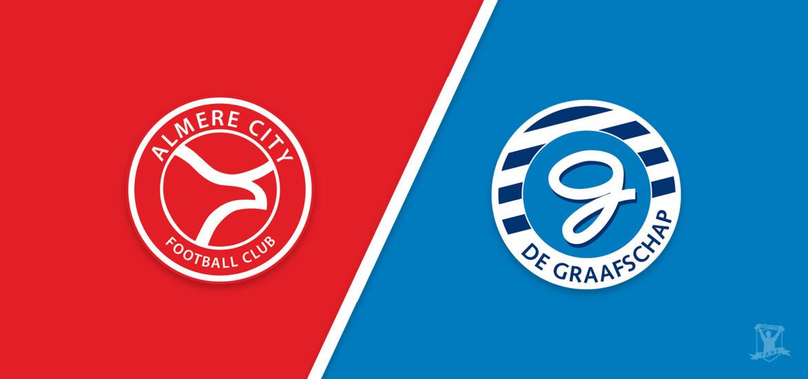Voorbeschouwing: Almere City FC wacht lastige thuiswedstrijd tegen De Graafschap