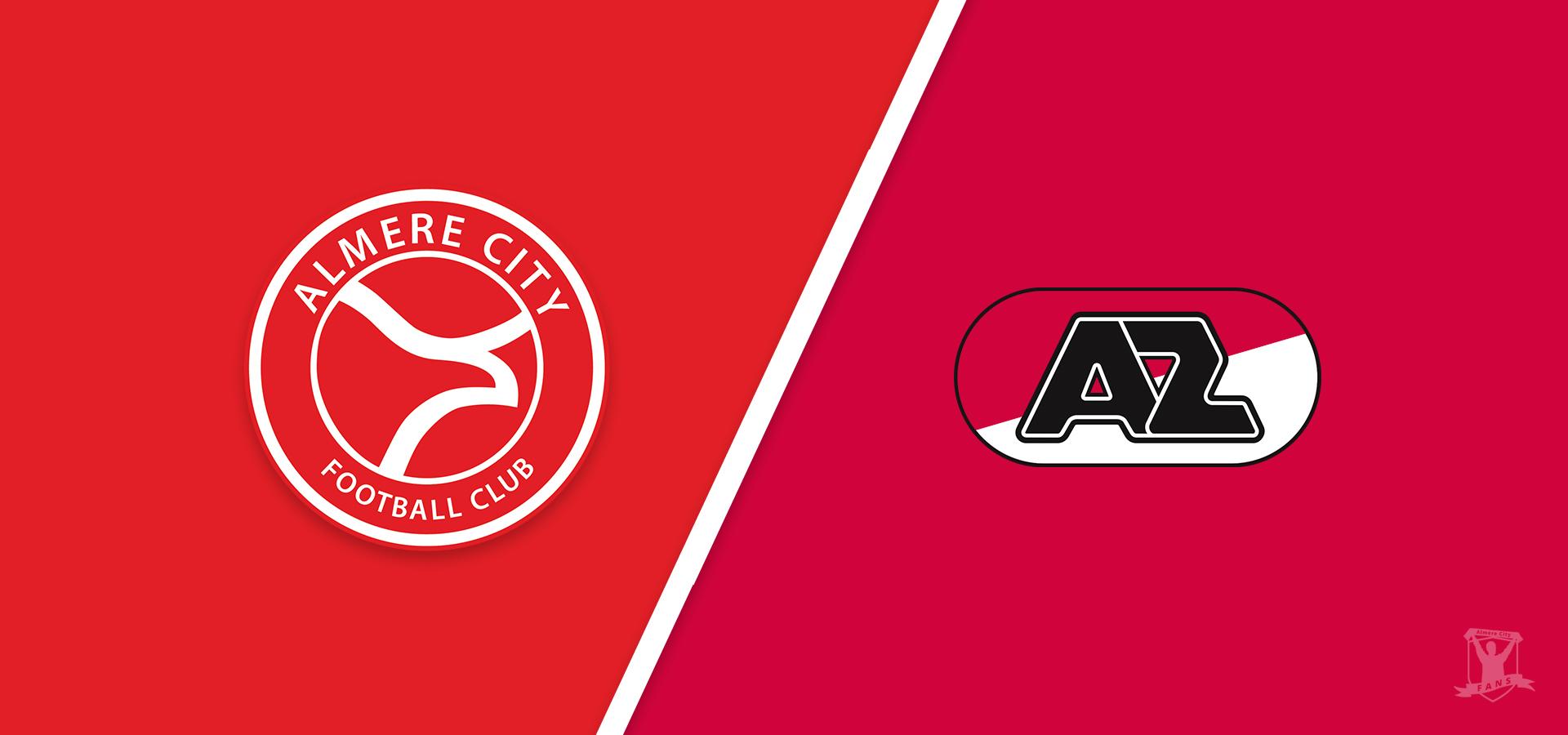 Voorbeschouwing: Almere City FC moet winnen van Jong AZ