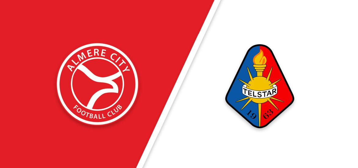 Voorbeschouwing: Almere City FC kan 3e plaats heroveren bij wint op Telstar