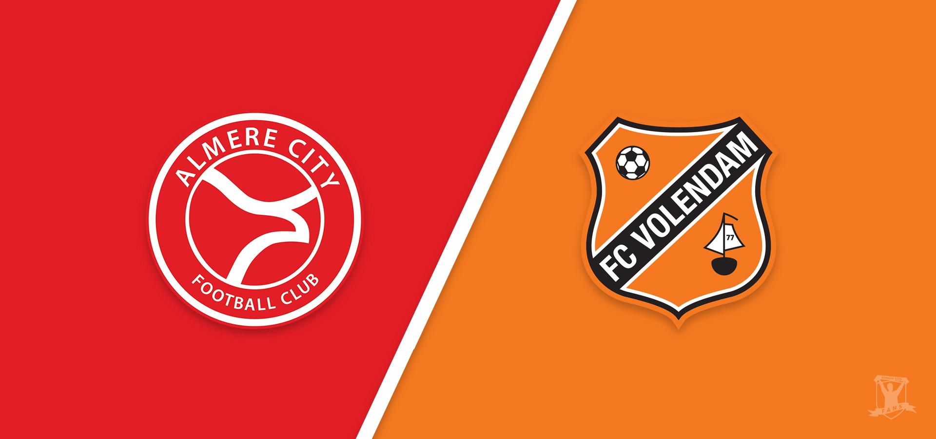 Voorbeschouwing: Almere City FC wil wat rechtzetten in Markermeerderby
