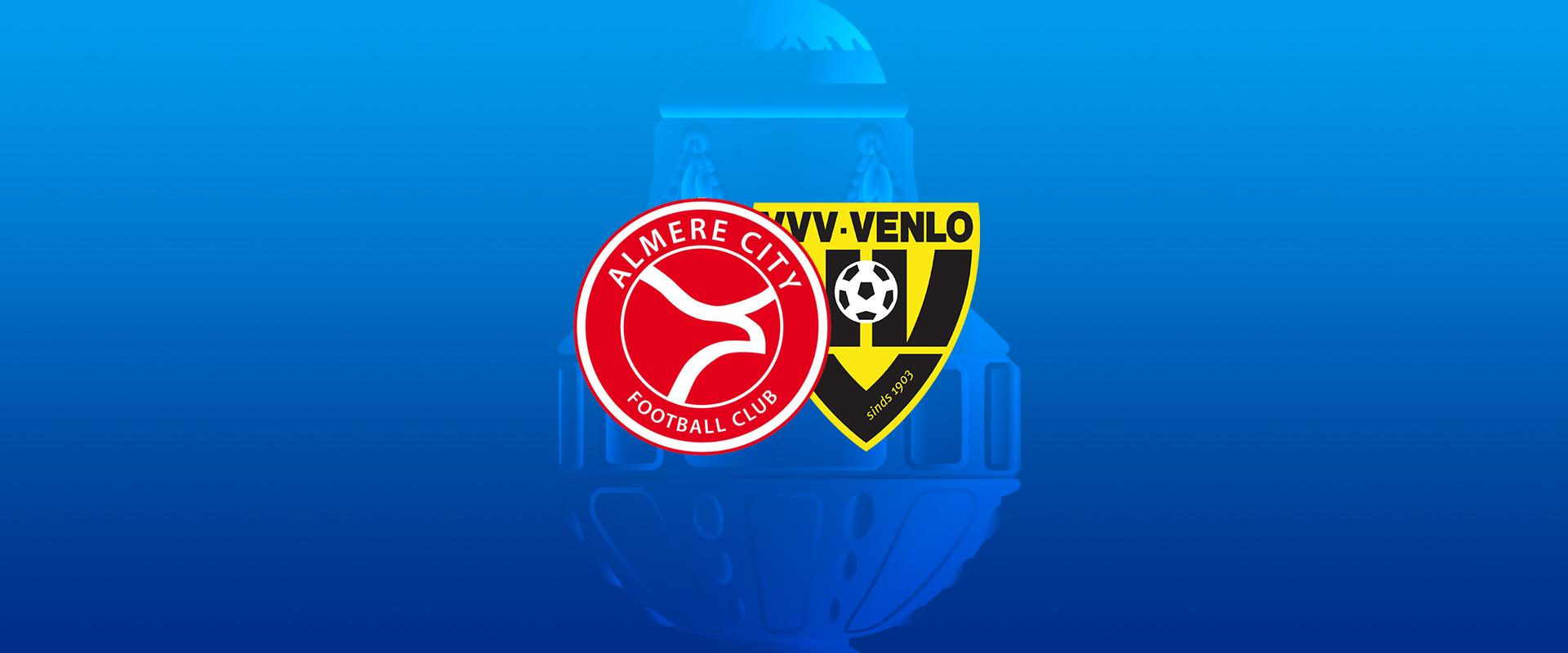 VVV-Venlo tegenstander in de 2e ronde KNVB Beker