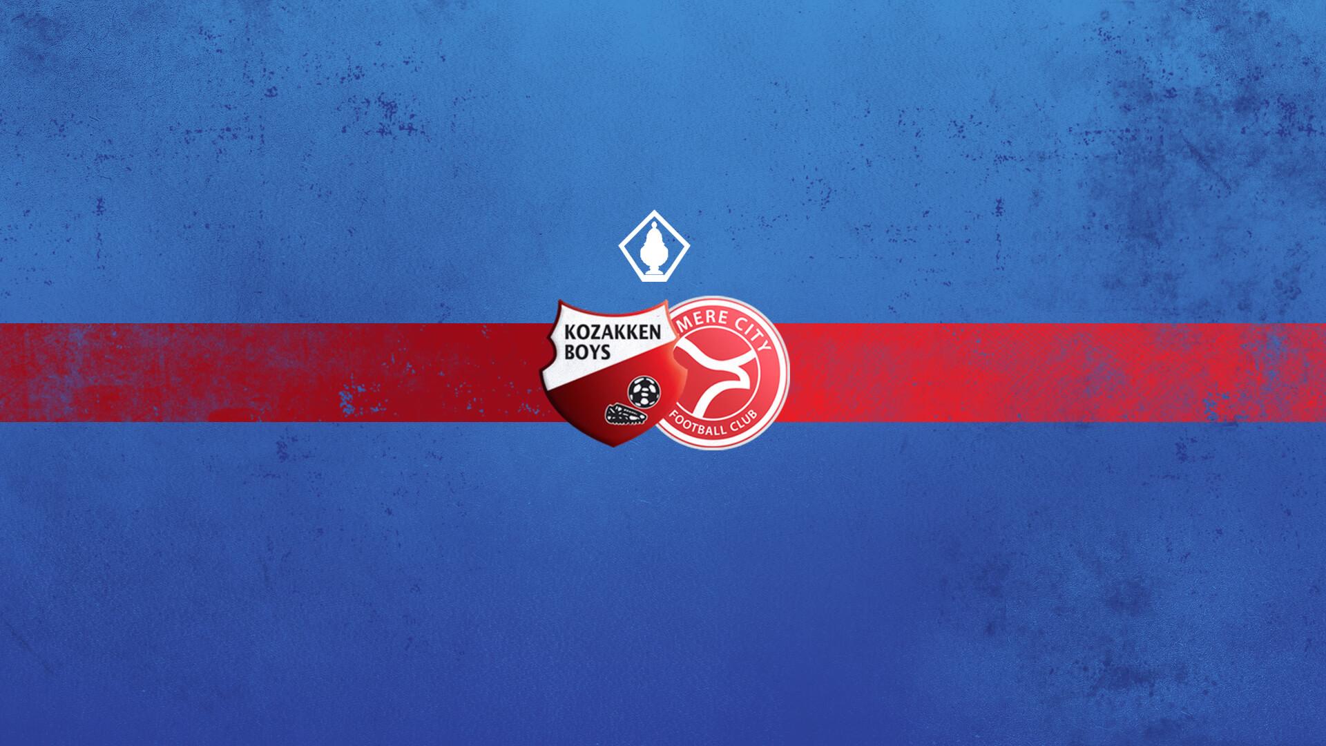 Voorbeschouwing: Almere City FC wil volgende ronde halen in de KNVB Beker