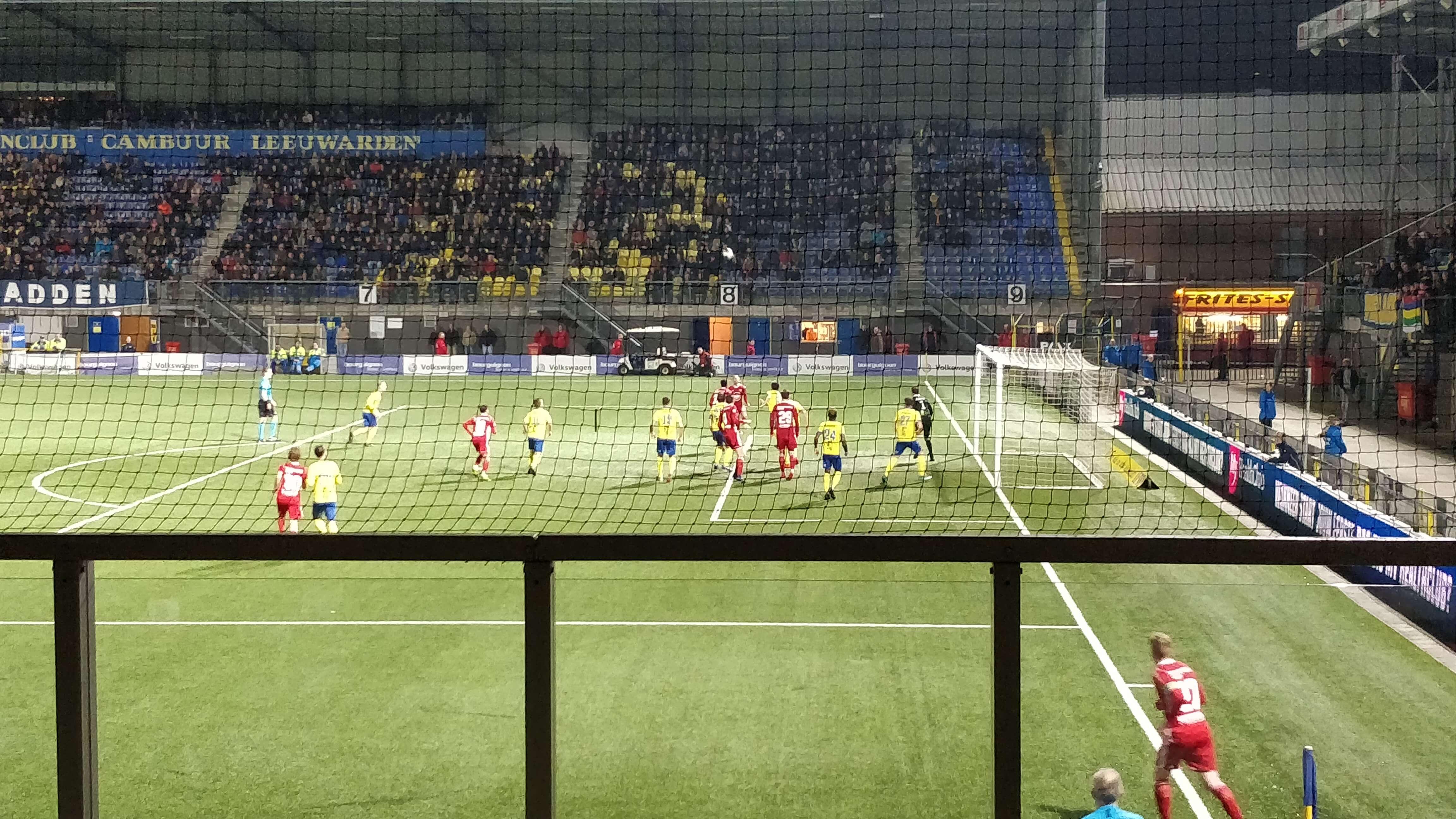Voorbeschouwing: Almere City FC treft in Leeuwarden koploper Cambuur