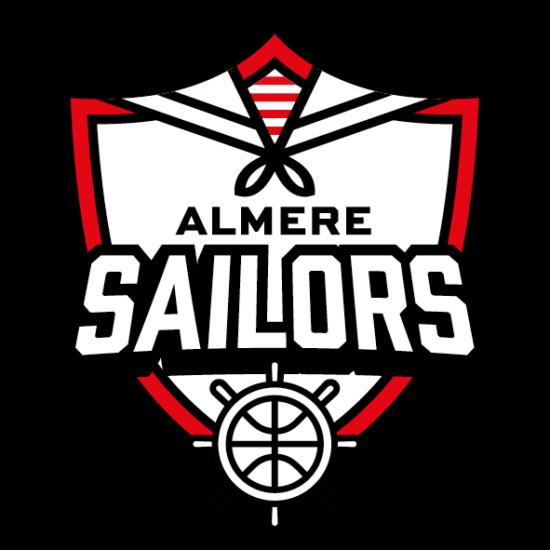 Almere Sailors Basketbal krijgt hulp van Almere City