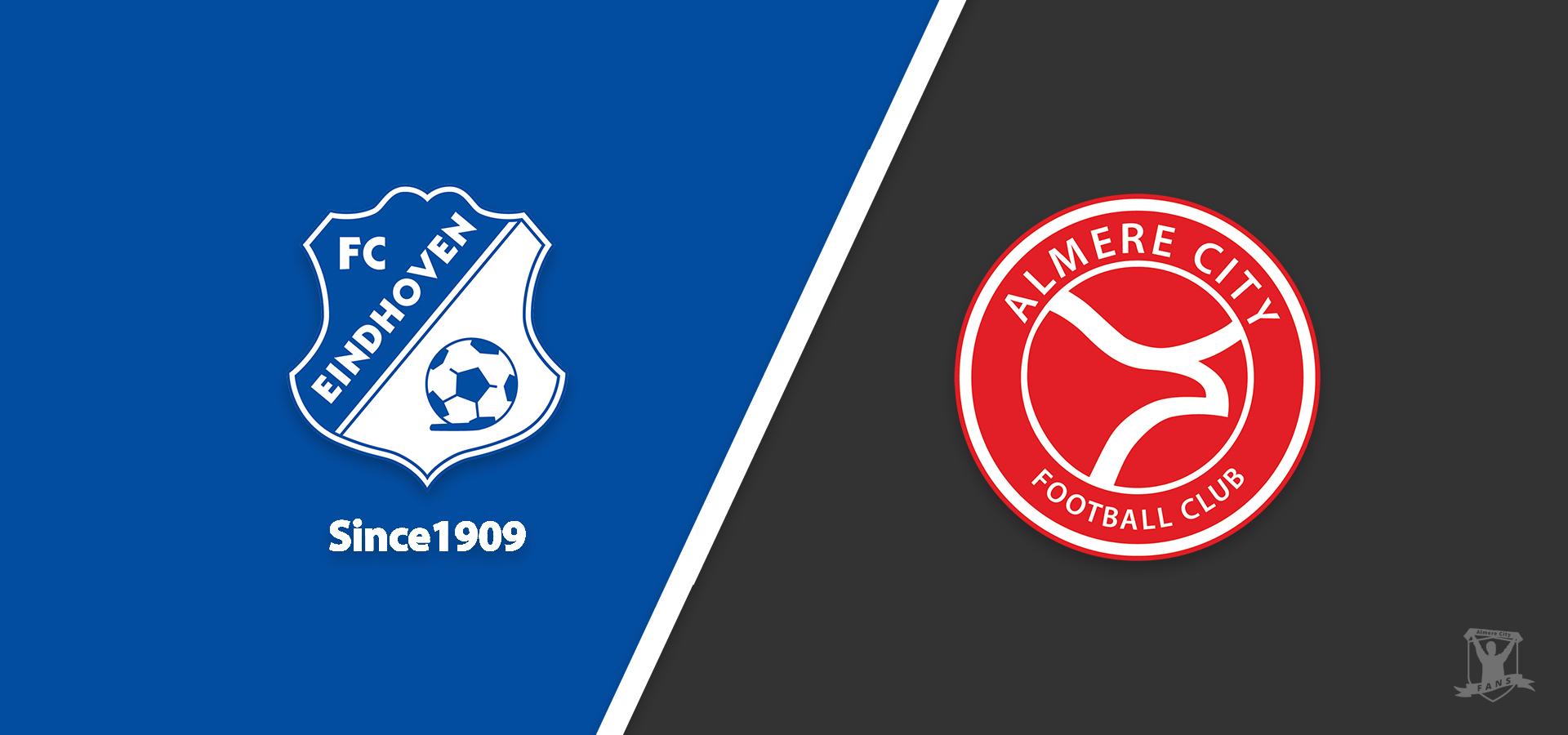 Voorbeschouwing: Almere City FC wil dit keer wel winnen van FC Eindhoven