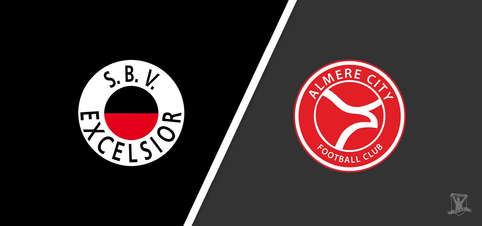 Voorbeschouwing: Almere City FC wacht lastige klus in Kralingen