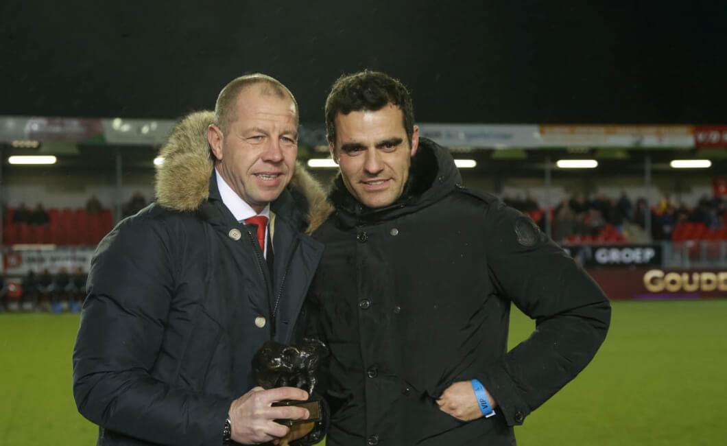 Oktober: Fred Grim nieuwe Trainer, Bekeravontuur in Almelo