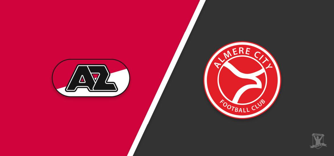 Voorbeschouwing: Almere City FC begint derde periode uit bij Jong AZ