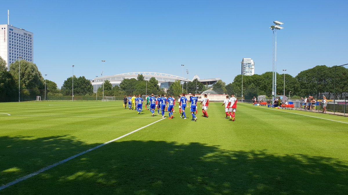 Duel Jong FC Utrecht verplaatst naar trainingscomplex