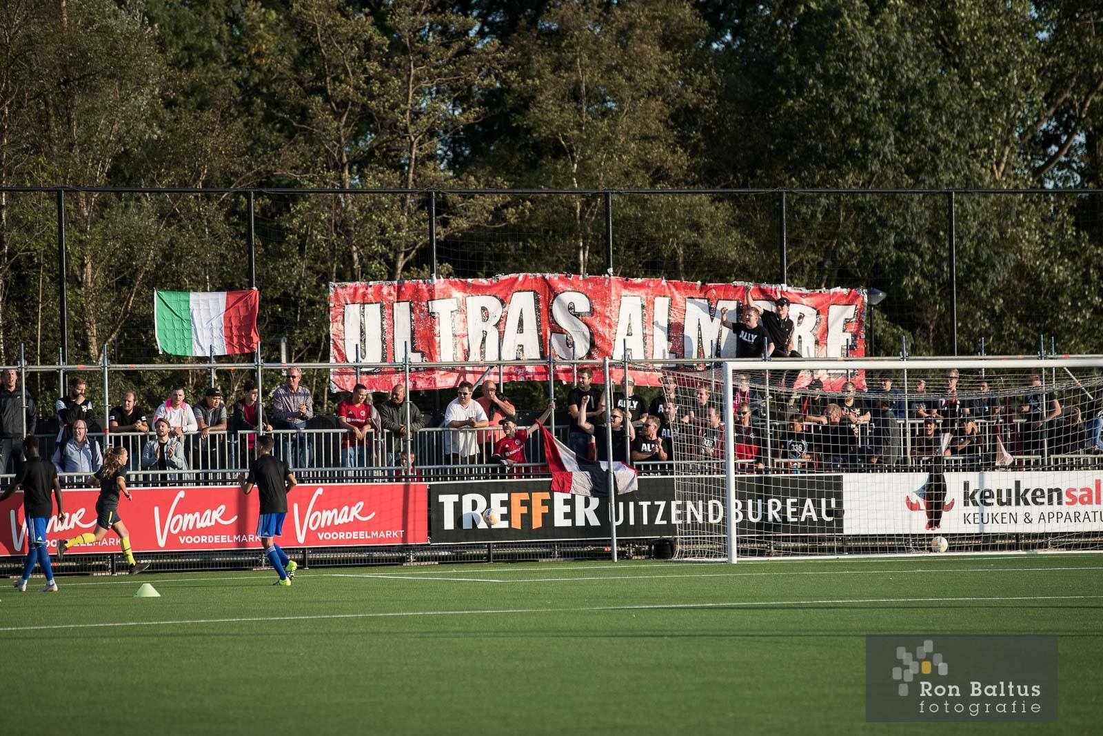Ticketinfo: Almere City biedt kaartjes Jong AZ gratis aan