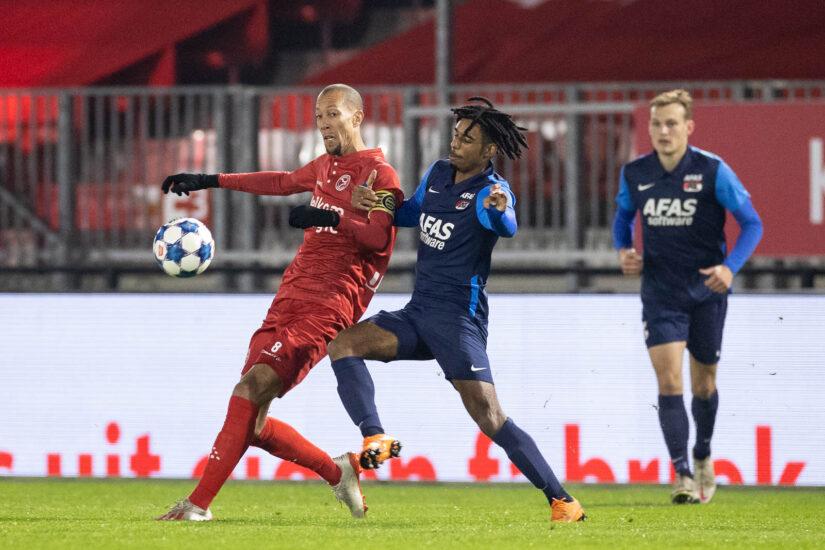Koolwijk maakt zijn debuut voor Suriname