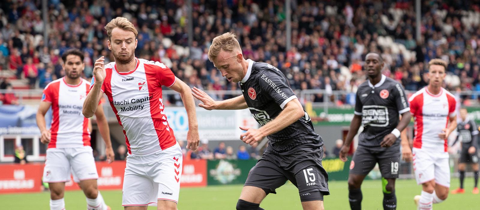 Dico Koppers stopt met profvoetbal